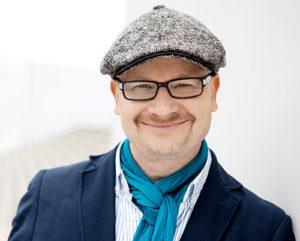 Martin Forchheim, begeisterter Anwender des Structograms