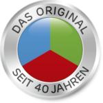 Bild: Logo 40 Jahre Structogram