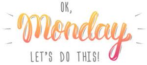 Bild: Montag ist cool.