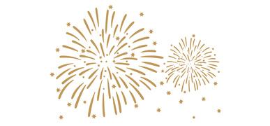 Bild: Feuerwerk der smart seller