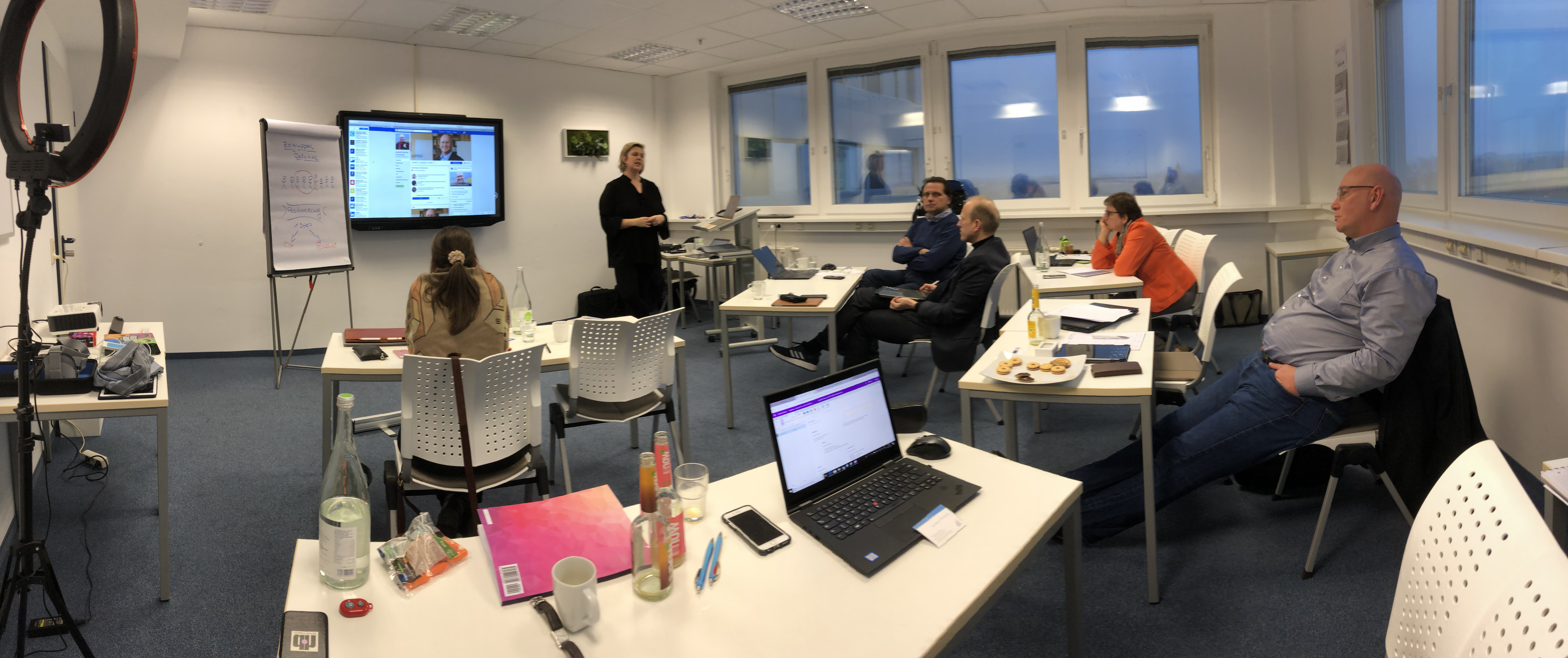Bild: Aus dem Workshop DIGITAL TRAINER